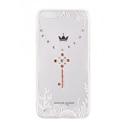 iPhone 7 Vennus Art Silicone D3 Key white