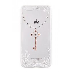 iPhone 7 Plus Vennus Art Silicone D3 Key white