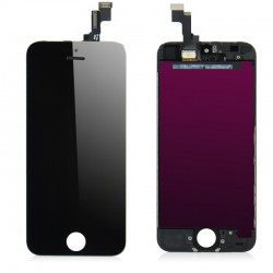 iPhone SE Lcd+Touch Screen black HQ