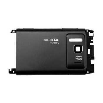 Nokia N8-00 BatteryCover grey ORIGINAL SWAP