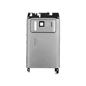 Nokia N8 BatteryCover silver-white ORIGINAL