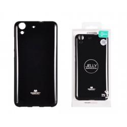 Huawei Y6 II 2016 Jelly Silicone Black