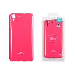 Huawei Y6 II 2016 Jelly Silicone Pink