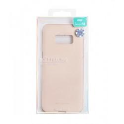 Samsung Galaxy S8 Plus Mercury Soft Feeling Silicone Pink