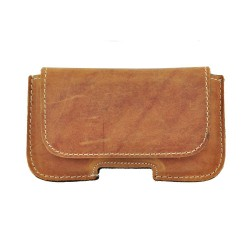 Forcell Leather Case Sam S8 Size5 Brown