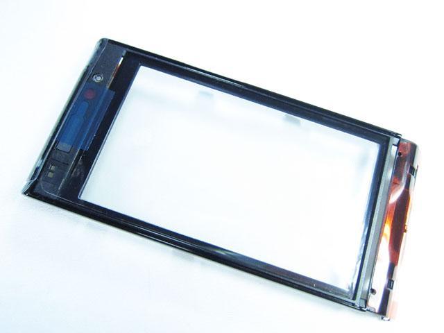 Sony Ericsson Satio FrontCover black ORIGINAL