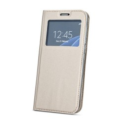 Samsung Galaxy A3 2017 Smart Look Case gold