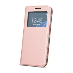 Samsung Galaxy A3 2017 Smart Look Case rose gold
