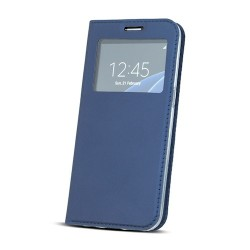 Samsung Galaxy S8 Plus Smart Look Case blue