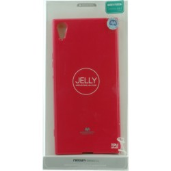 Sony Xperia XA1 Mercury Jelly Silicone pink