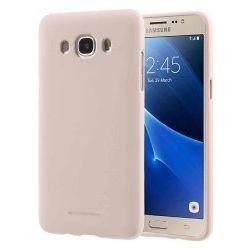 Samsung Galaxy J7 2017 Mercury Soft Feeling Silicone Pink Sand