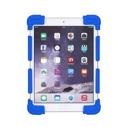 7-8'' Universal Silicone Case For Tablet blue