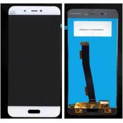 Xiaomi Mi5 Lcd+Touch Screen w/o Frame white GRADE A