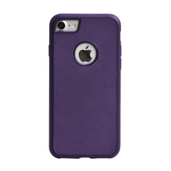 Apple iPhone 8/7 Thermo Silicone Violet