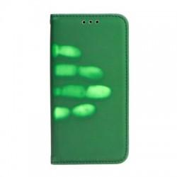 Samsung Galaxy A5 2017 Thermo Book Case Green