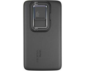 Nokia 900 BatteryCover black ORIGINAL