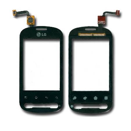 LG P350 Touch Screen HQ