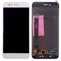 Xiaomi Mi A1 Lcd+Touch Screen w/o Frame white GRADE A