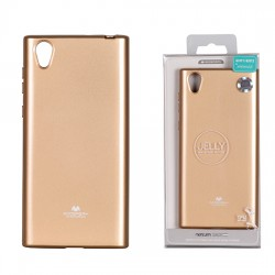 Sony Xperia L1 Mercury Jelly Silicone Gold