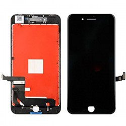Apple iPhone 8 Plus Lcd+Touch Screen Black HQ