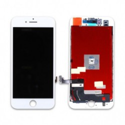 Apple iPhone 8 Lcd+Touch Screen White HQ