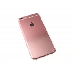 iPhone 6S BackCover rose gold HQ