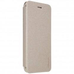 Samsung Galaxy S9 Nillkin Sparkle Folio Case Gold