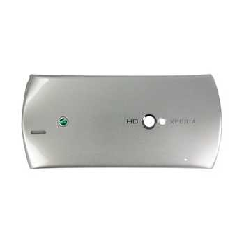 Sony Ericsson Xperia Neo BatteryCover silver ORIGINAL