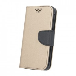 5.0'' Testa Fancy Universal Case with Silicone gold/black