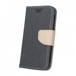 5.0'' Testa Fancy Universal Case with Silicone black/gold