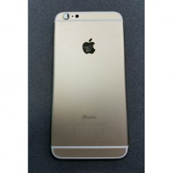 Apple iPhone 6 Plus BackCover gold HQ