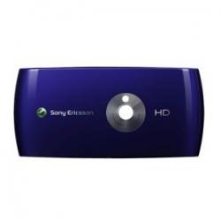 Sony Ericsson Vivaz BatteryCover blue ORIGINAL
