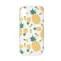 Samsung Galaxy A6 Plus 2018 Summer Pineapple Silicone