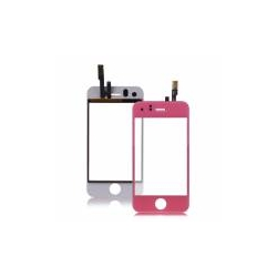 iPhone 3GS Touch Screen pink HQ