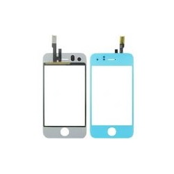 iPhone 3GS Touch Screen blue HQ