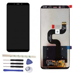Xiaomi Mi A2 Lcd+Touch Screen w/o Frame Black GRADE A
