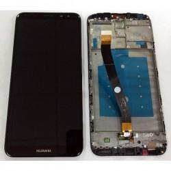 Huawei Mate 10 Lite Lcd+Touch Screen+Frame Black GRADE A