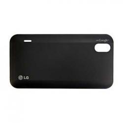 LG P970 BatteryCover black ORIGINAL