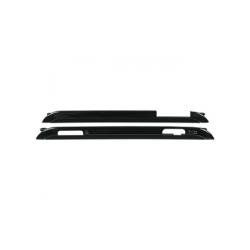 Sony Ericsson Aino MiddleCover Deco Set black ORIGINAL