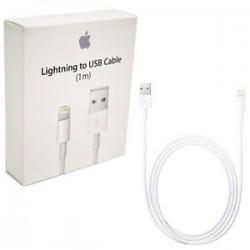 Apple MQUE2ZM/A Lightning Usb Data Cable 1m ORIGINAL