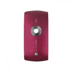 Sony Ericsson Vivaz BatteryCover ruby ORIGINAL