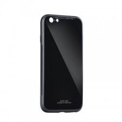Samsung Galaxy J4 Plus Testa Glass Silicone Black