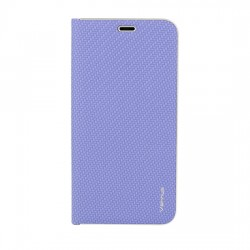 Huawei Mate 20 Lite Vennus Carbon Case Purple