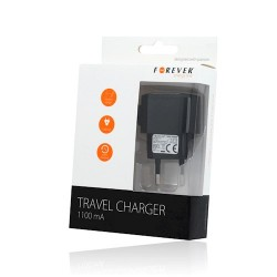 Mini Usb Travel Charger 1A Forever
