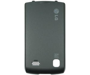LG GW520 BatteryCover black OEM