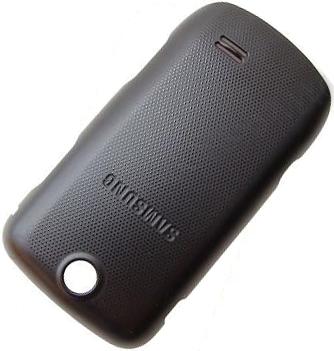 Samsung S3370 BatteryCover black OEM