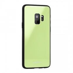 Samsung Galaxy J6 Plus Testa Glass Silicone Lime