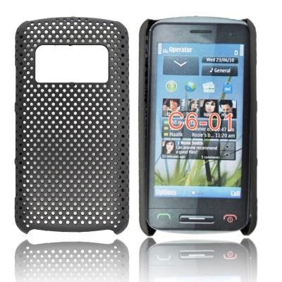 Grid Case Nokia C6-01 black