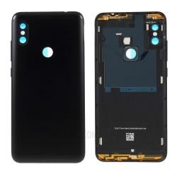 Xiaomi Redmi Note 6 Pro BatteryCover w/o Camera Lens Black ORIGINAL