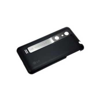 LG P920 BatteryCover black ORIGINAL